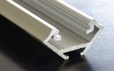 ALU Profil Eckig 202cm silber eloxiert 23,3mm B6586