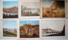 Views of Salzburg, 1791-1846, Salzburger Kunstkalender 1969