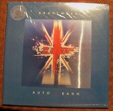 "KRAFTWERK ""AUTO UK BAHN"" DOUBLE COLOUR VINYL LP LIVE CROYDON UK 1975 SWINGIN PIG"
