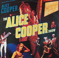 ALICE COOPER<>THE ALICE COOPER SHOW<>LIVE ALBUM<>1977 ~
