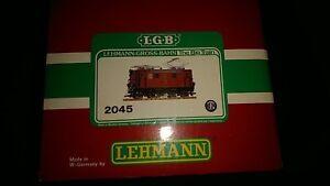 LGB 2045 Swiss Rhaetain Railway