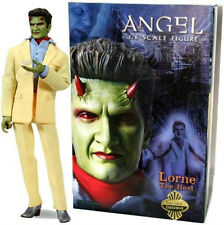 "SIDESHOW 12"" BUFFY THE VAMPIRE SLAYER ANGEL YELLOW SUIT LORNE FIGURE..NEW IN BOX"