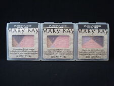 3 Mary Kay Filigree Eye And Cheek Powder Splendid 0.32 oz each