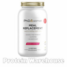 Strawberry Women Shake Meal Replacement Drinks