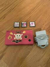 Nintendo DS System With 3 Games