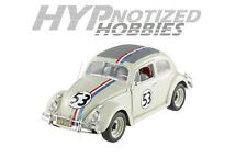 HOTWHEELS ELITE 1:18 HERBIE THE LOVE BUG VOLKSWAGEN BEETLE  BCJ94