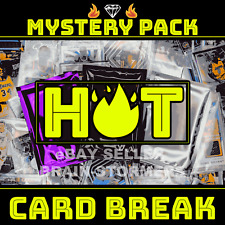 🔥 Huge Mystery Hot Pack Box Break 🔥 RANDOM TEAMS 🔥 Kobe, Zion, Ja 🔥