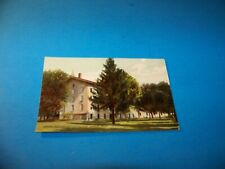 """Albion College Central Building  Albion, Michigan   """"The Rotograph Co.""""  Vintage"""