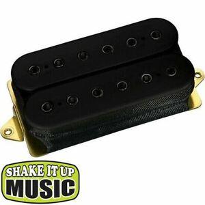 DiMarzio DP151FB  PAF Pro F-Spaced Humbucker Guitar Pickup - Black