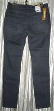 """New *LEE* Skinny, Slimming Fit, """"Spade"""" Dark Gray, Rebound Denim, Jeans, 10M"""