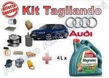 KIT TAGLIANDO AUDI A3 SPORTBACK 1.4 TFSI G-TRON 110 CV DAL 2013 --> METANO **