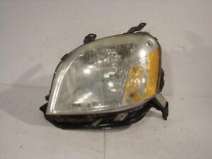 05 06 07 MERCURY MONTEGO HID XENON DRIVER SIDE LEFT HEADLIGHT LAMP LENS #10968