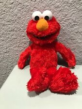 "Hasbro 2016 Sesame Street Tickle Me Elmo 15"" Talking Laughing Plush Doll Toy"