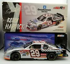 2002 Kevin Harvick #29 1/18 Action Goodwrench Service Monte Carlo