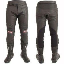 Pantaloni RST in pelle per motociclista