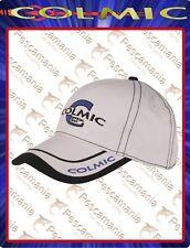 Bonnet Colmic en Coton Blanc Officiel Équipe