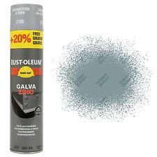 X12 Rust-Oleum galva Zinc 99% 2185 résistant à la corrosion Spray Paint Galve 600 ml