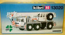 Kibri HO 13020 LIEBHERR Mobilkran LTM 1050/3, Bausatz, Auslaufmodell, neu, unbes