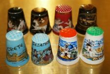 THIMBLE COLLECTION SET - GREECE
