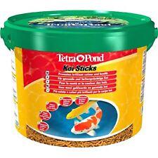 Tetra Pond Koi Sticks Floating Fish Food - 1500g/10L