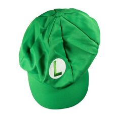 Super Mario Luigi Hat Green