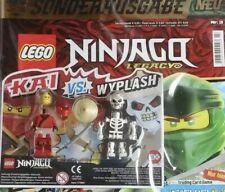 Figur  Nr 2 Wu Neu 111902 #11K3 LEGO ® NINJAGO LEGACY Magazin