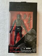 "Star Wars Black Series 6"" Imperial Death Trooper Rogue One #25 - MISB"