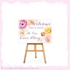Wedding Decorative Outdoor Signs/Plaques