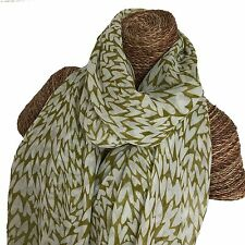 HEARTS SCARF LADIES SCARF WITH A HEART DESIGN SUPERB SOFT QUALITY 6 COLOURS