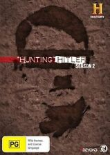 HUNTING HITLER - SEASON 2  -  DVD -UK Compatible