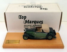 Top Marques 1/43 Scale RR3 1934 Rolls Royce 20/25 Mulliner D/Head Sedanca Coupe