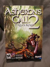 Asheron's Call 2: Fallen Kings (Pc, 2002) - In box