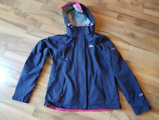 Tresspass womens jacket in blue and pink size large
