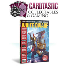 White Dwarf: February 2019 Warhammer Magazine