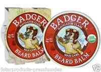 NEW BADGER COMPANY NAVIGATOR CLASS MAN CARE BEARD BALM HEALING PRODUCTS HEALTHY