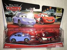CARS - SALLY & RADIATOR SPRINGS McQUEEN - Mattel Disney Pixar