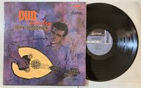John Berberian - Oud Artistry LP 1965 Mainstream S/6047 OG 1st Folk Fusion