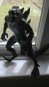 Godzilla action figure from 1998 film. good condition
