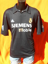 REAL MADRID Jersey Maillot Camiseta 2001 2002 Centenary Away Vintage Adidas Liga