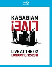 KASABIAN Live At The O2 Blu Ray *NEW & SEALED
