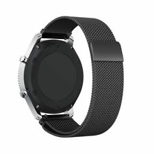 22mm Milanese Magnetic Loop Stainless Steel Watch Band Strap For Samsung Gear S3