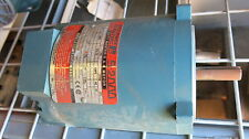 Reliance Electric 1/2 Hp 3 Phase 3450 Rpm Electric Motor - NEW