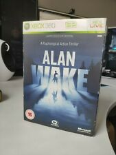 Alan Wake Limited Collector's Edition Xbox 360   Occasion Complet en bon état