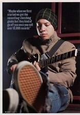 Mogwai UK 'Guitarist' Interview Clipping OBLIQUE