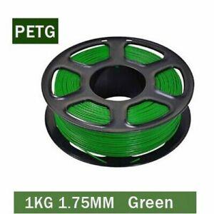 3D Printer Filament 1.75mm 1KG 343M 2.2LBS ABS PLA PETG Plastic Printing Tools