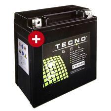 Motorrad TECNO Gel Batterie YTX16-BS für Kawasaki ZR 1100 A, ZR 1100 B
