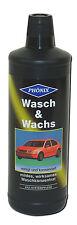 Phönix Auto Wasch & Wachs 1000ml Autopflege Wachsen waschen Pflege 1L Politur