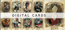 Topps Marvel Collect VINTAGE Series 3 <10 CARDS> DIGITAL CARDS