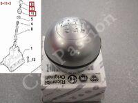 kit POMELLO CAMBIO ALFA ROMEO GIULIETTA ORIGINALE lente + impugnatura gear knob