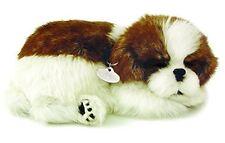 Perfect Petzzz Shih Tzu puppy Plush battery powered breathing toy